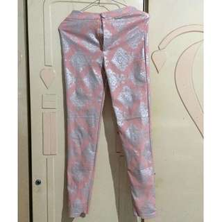highwaist dusty pink