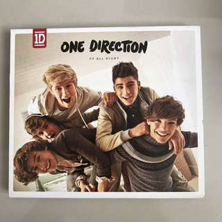 """CD One Directon """"Up All Night"""""""