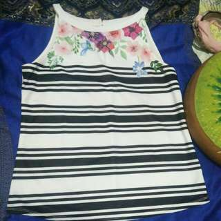 Extra Cute And Formal Blouse XL