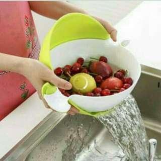 Fruit Vegetable Storage 2 In 1