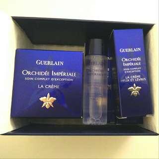 💛 Guerlain Orchidee Imperiale Set