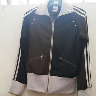 REPRICED! Adidas Brown&black Classy Jacket