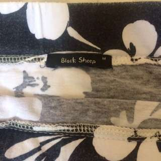 Black sheep Skirt