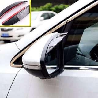 Rearview side mirror shield sun rain waterproof cover - $10