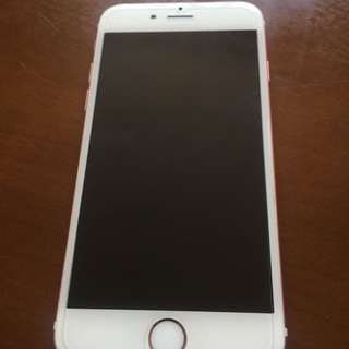 (Same As new)iphone 6s rose gold 128gb