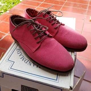 Amble Footwear Women Ms. Carter Pink