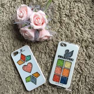 Swarovski iPhone se or iPhone 5/5s Cover