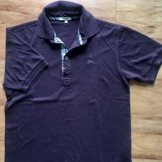 Polo Shirt Burberry Not Authentic