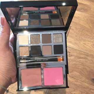 New Bobbi Brown Palette Eye And Cheek