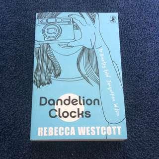 Dandelion Clocks by Rebecca Westcott