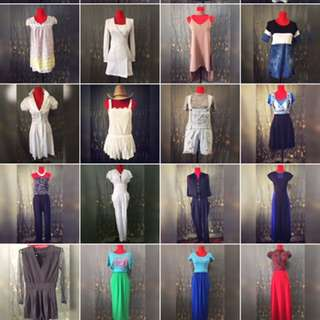 for sale!👗👢👡👙
