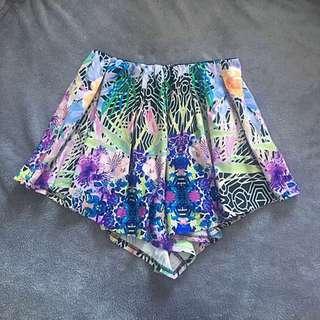Floral Shorts Size 12 ~ No Swaps ~
