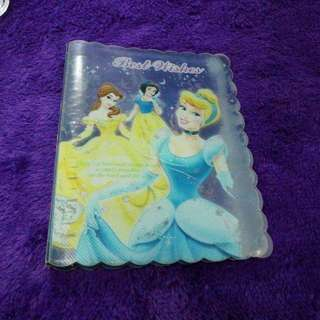 Binder Princess