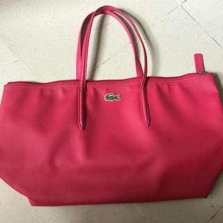 100%authentic Lacoste Bag