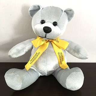 Marina Mandarin Teddy Bear