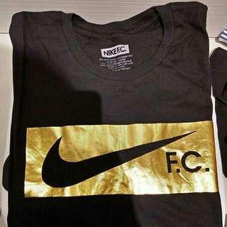 NEW - Kaos Unisex NIKE FC GOLD