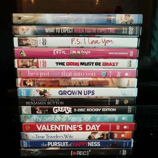 Movies On DvD (Eng)