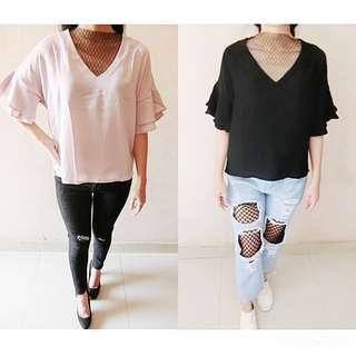 Baju Renda Yang Lg Trend!