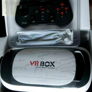 Vrbox And Bluetooth Controllèr