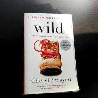 Pre Loved Books Wild