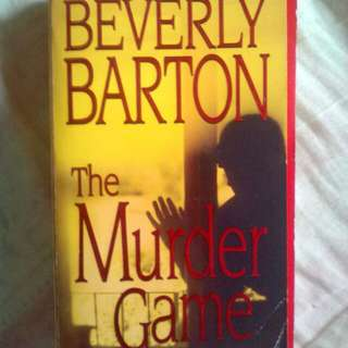 Beverly Barton - The Murder Game