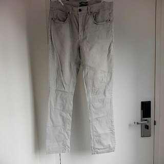 Mens Khaki Jeans