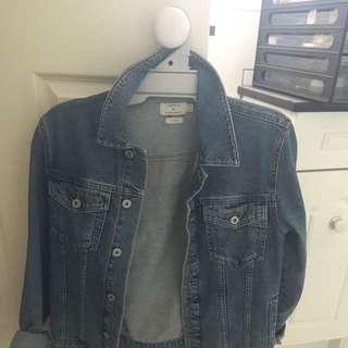 Men's Denim Jacket From Topman