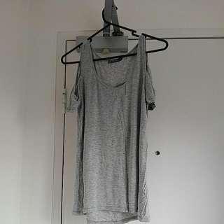 Gray Charcoal Shirt