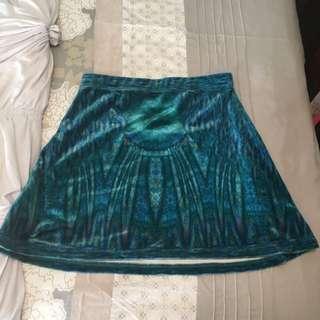Liberated heart Mini Skirt
