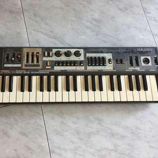 Casio Casiotone MT-68 Keyboard 電子琴