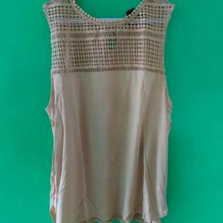H&M sleeveless