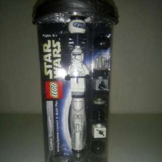 Star Wars LEGO And Pen