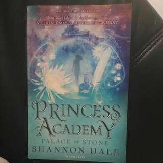 Princess Academy  Palace Of Stone  Shannon Hale