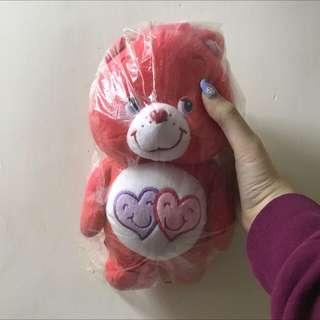 Real Care bears公仔