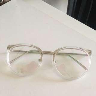 La Lune Spectacular Clear Glasses