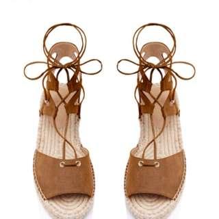 Espadrilles Shoe