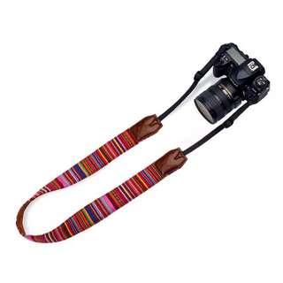 相機 背帶 吊帶 民俗風