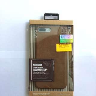iPhone 7+ Premium Leather Case