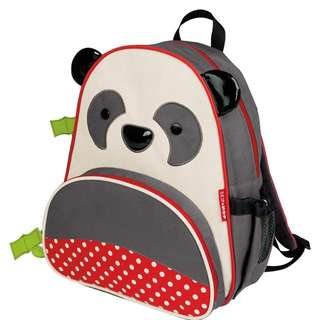 BNIP Skip Hop Zoo Little Kid and Toddler Backpack
