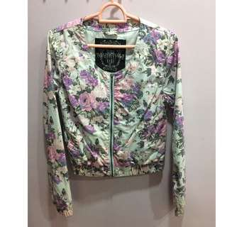High Quality Floral Jacket