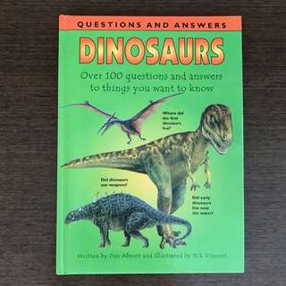 Dinosaurs : Questions & Answers - Preloved