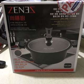 Zenez 6.6l Pot