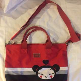 Samsonite Red Pucca Bag
