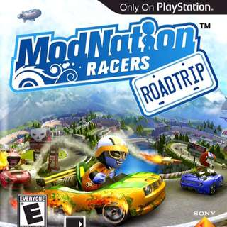 Mod Nation for PS Vita