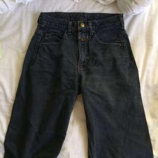 Black Vintage Jeans