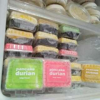 Pancake Durian Jumbo No Cream