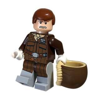 LEGO Star Wars Han Solo (Hoth) Minifigure Polybag
