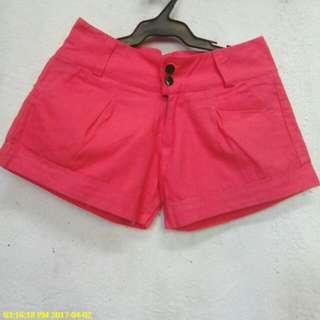Sale!!! Coral Shorts