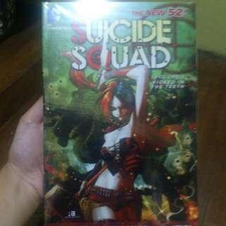 Suicide Squad Comics Graphic Novels Vol. 1