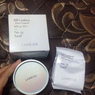 Laneige BB Cushion Pore Control